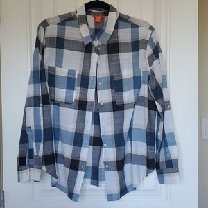 💚 2/$20💚 Plaid shirt